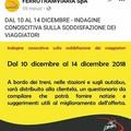 """Indagine conoscitiva Ferrotramviaria su soddisfazione viaggiatori, Di Bari (M5S): """"Finiamola di scherzare"""""""