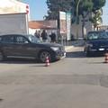 Due donne ferite in incidente stradale all'incrocio tra viale Togliatti e Padre Savarese