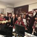 Le magliette e le sciarpe del Toro Club Bat debuttano a Frosinone