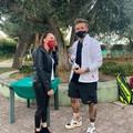 Tennis: Pasquale Fusiello si è aggiudicato il titolo open maschile campionati italiani FITPRA