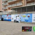 """E-wall, ovvero il primo  """"muro ecologico """" di Andria"""