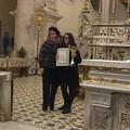 """XXVI edizione del Concorso """"Lettera a Gesù Bambino"""": Claudia Falcetta dell'I.C.  """"Verdi-Cafaro """" tra gli alunni premiati"""