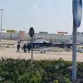 Coronavirus, controlli a tappeto con un elicottero che sorvola la città di Andria