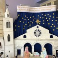 """Presepi in Piazza Social: 1° e 2° posto per l'I.C.  """"Verdi-Cafaro """" nella sezione scuole"""