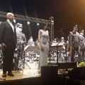 """""""E lucevan le stelle..! """" ottima performance della Banda musicale della Polizia di Stato"""