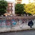 """Ripulita la strada pedonale che costeggia il Liceo Ginnasio Statale  """"Carlo Troya """""""