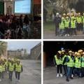 """La scuola  """"Vaccina """" in visita alla Cementeria Buzzi Unicem di Barletta"""