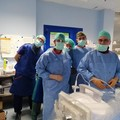 Ospedale Bonomo: eseguiti 4 trattamenti endovascolari dell'ictus ischemico
