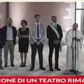 """Di Bari (M5S):  """"Andria con i due teatri chiusi, non avrà nessuna stagione teatrale """""""