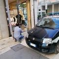 Rischio caduta di un palo della pubblica illuminazione su via Regina Margherita: pronto intervento dell'AndriaMutiservice