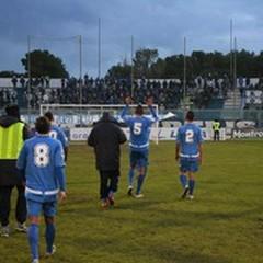 Andria - Avellino, 0-2: quarta sconfitta in campionato per gli azzurri