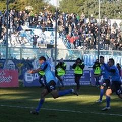Andria - Prato, 2-0: la festa è completa
