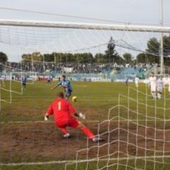 Andria - Frosinone, 1-0: grandissima vittoria degli azzurri