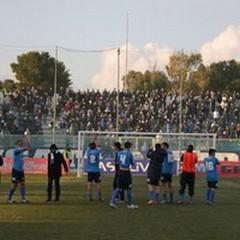 Andria - Catanzaro 0-0: Andria noiosa e inconcludente