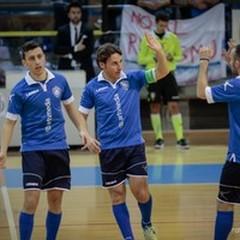 Secondo stop per la Florigel Futsal Andria, Messapia corsaro