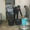 Latte ed olio sotto la lente d'ingrandimento nella Bat dei Carabinieri dei Reparti Tutela Agroalimentare