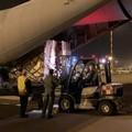 Coronavirus: nuovi arrivi di materiale sanitario all'aeroporto di Bari