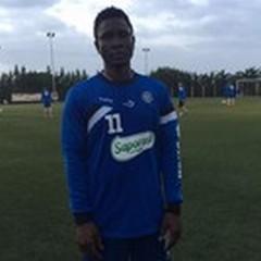 Fidelis, Bangoura: «Il gol? Un'emozione indescrivibile»