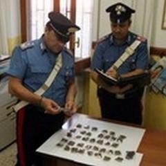 Droga nel mobile della cucina: arrestato un 48enne andriese
