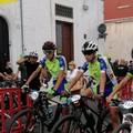 Simone Massaro e Antonio Regano i giovani protagonisti della Cross Country dei due Siti Unesco per l'Andria Bike