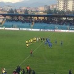 Paganese - Andria, 2 - 2: orgoglio (giallo) azzurro a Pagani