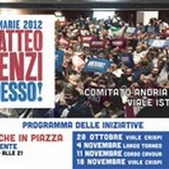 L'On. Sarubbi (PD) ad Andria in favore di Matteo Renzi