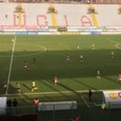 Perugia - Andria, 2-0: azzurri sfortunati