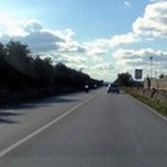 Consegnati i lavori alla ditta Matarrese per la provinciale Andria-Trani