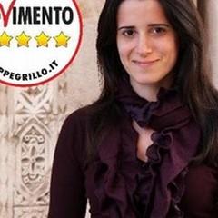 Antonella Laricchia sfiderà Emiliano per il M5S