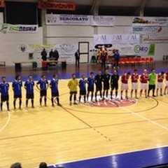 Futsal Andria: sconfitta di misura nella Supercoppa Puglia