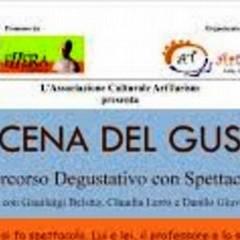 Un S/Cena del Gusto: l'iniziativa dell'associazione culturale ArTurism