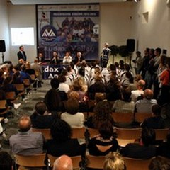 Audax Volley: entusiasmo e partecipazione alla presentazione ufficiale