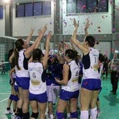 L'Audax Volley di Andria sale in serie C: nuova sfida