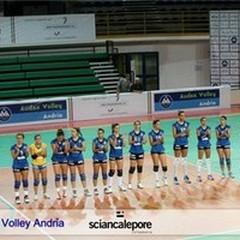 Audax Volley: il Manfredonia corsaro nell'esordio in serie C