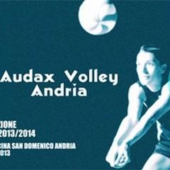 L'Audax Volley si presenta stasera all'Officina San Domenico