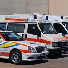Misericordia Andria: 305mila km percorsi per assistenza e protezione civile