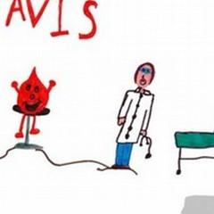 La donazione del sangue vista con gli occhi dei bimbi