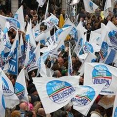 Manifestazione a Roma del PDL: bus dalla BAT