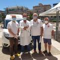 Covid, la Asl Bat vaccina i senza fissa dimora