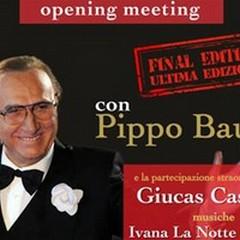 Inaugura il Meeting Cercatori della Verità: ospite Pippo Baudo
