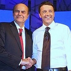 «Primarie 2012»: ad Andria, 1117 voti a Bersani; 1057 per Renzi