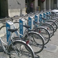 «Bike sharing»: sessanta bici ripristinate