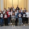"""Il  """"Lotti-Umberto I """" di Andria a Bruxelles per un progetto di cittadinanza europea"""