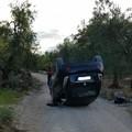 """Incidente mortale su via contrada Zagaria: un ferito in gravi condizioni al  """"Bonomo """""""