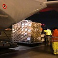 Coronavirus, materiale sanitario giunto nella tarda serata di ieri in Puglia