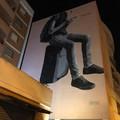 """Consegnato alla città il murales  """"Ritornerai? """" di Daniele Geniale"""