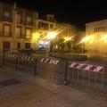 Piazza Duomo deserta dopo le transenne, lo sfogo di un esercente ad Andria