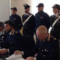 Tutti gli arrestati del clan Pistillo Pesce, sgominato da Polizia di Stato e Carabinieri. VIDEO