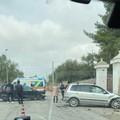Nuovo incidente stradale con 4 feriti questo pomeriggio vicino al SS. Salvatore