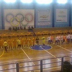 Calcio a 5, Futsal Molfetta - Città di Andria 2-5: i bianco-azzurri espugnano il Palapoli di Molfetta